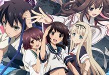 Está em produção uma nova série anime de KanColle