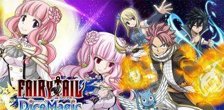 Fairy Tail DiceMagic a 17 de Janeiro