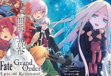 Fate/Grand Order terá mais dois mangás