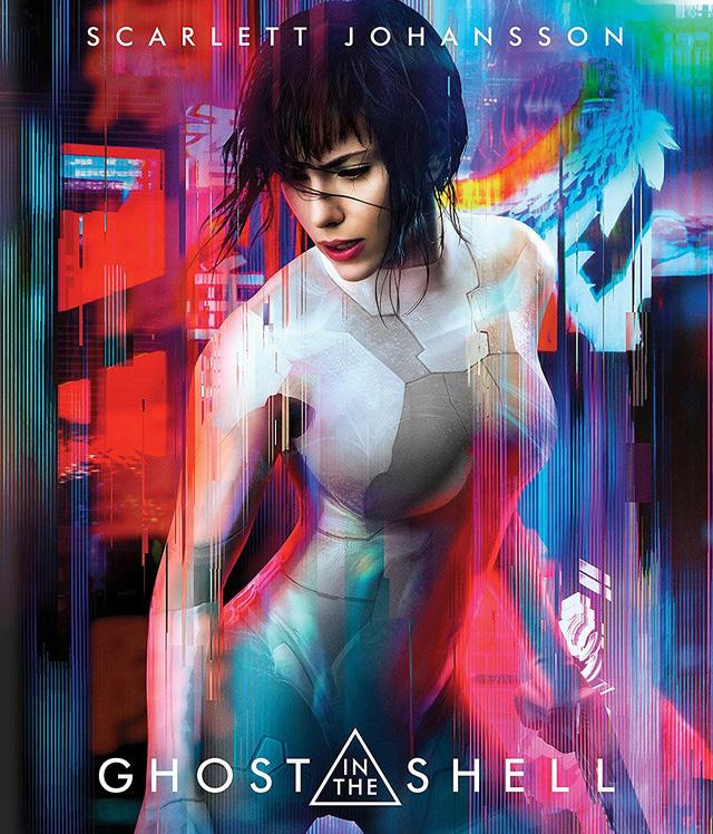 Ghost in the Shell - Agente do Futuro agora na Netflix