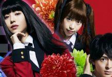 Imagem promocional da 2ª temporada de Kakegurui live-action