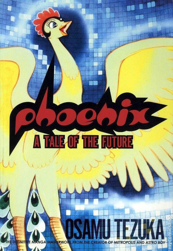 Mangá Phoenix de Osamu Tezuka vai ter sequela na forma de novel