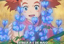 Mary e a Flor da Feiticeira nos cinemas portugueses a 1 de Maio