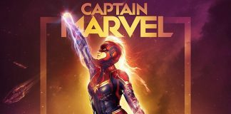Novo Poster e Trailer de Captain Marvel
