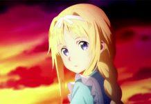 Novo encerramento de Sword Art Online: Alicization