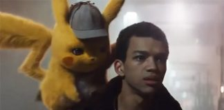 Novo teaser trailer de Detective Pikachu