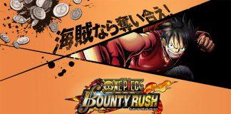 One Piece Bounty Rush vai ser lançado este ano