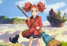 Passatempo: Ganha 2 bilhetes duplos para o filme anime Mary e a Flor da Feiticeira