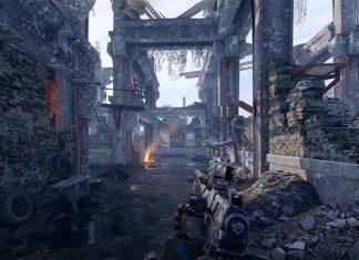 Personalização de armas em Metro Exodus