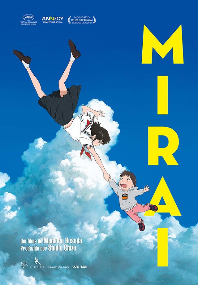 Poster português de Mirai