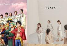 Ranking semanal de vendas – CD – Japão – Janeiro (14 – 20)