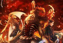 Revelada Fairy gone, uma série anime original da P.A. Works
