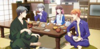Revelado novo visual do novo anime Fruits Basket