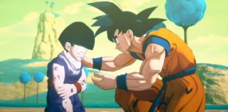 Trailer de anuncio de Dragon Ball Game - Project Z