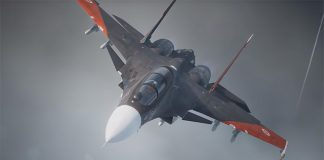 Trailer de lançamento de Ace Combat 7: Skies Unknown