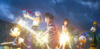 Trailer de lançamento de Kingdom Hearts III