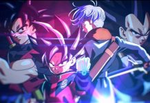 Trailer internacional de Super Dragon Ball Heroes: World Mission