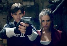 Trailer live-action de Resident Evil 2