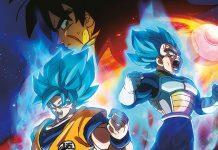 Antestreia de Dragon Ball Super: Broly em Portugal dia 9 de Março