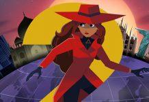 Carmen Sandiego vai ter 2ª temporada