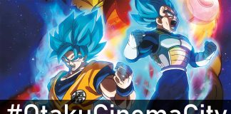 Desconto OtakuPT para Dragon Ball Super: Broly