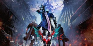 Devil May Cry 5 - OtakuPT Stream