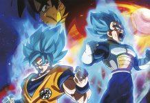 Dragon Ball Super: Broly em Portugal com um Goku diferente