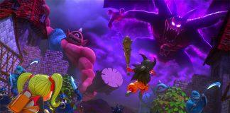 Dragon Quest Builders 2 no Ocidente em Julho
