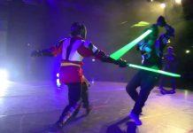 Duelo com Sabres de Luz é agora um desporto competitivo em França