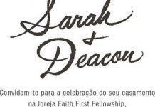 Estão convidados para o casamente de Sarah & Deacon de Days Gone