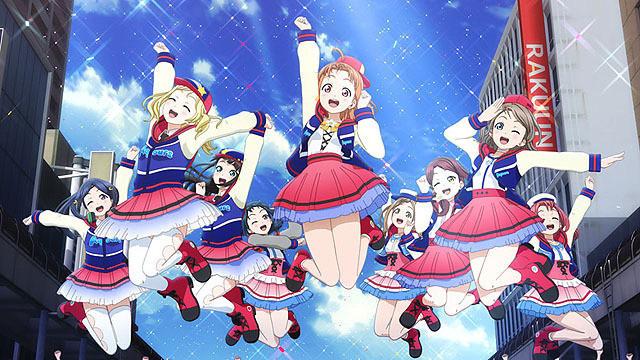 Filme de Love Live! Sunshine!! já ganhou mais de 1 bilhão de ienes