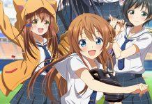 Hachigatsu no Cinderella Nine já tem data de estreia