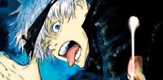 Jujutsu Kaisen ultrapassa os 1,1 milhões de cópias