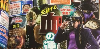 Jump Force destaca Dio e Jotaro de JoJo's Bizarre Adventure