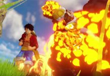 Mais gameplay de One Piece: World Seeker
