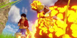 Mais gameplay de One Piece: World Seeker