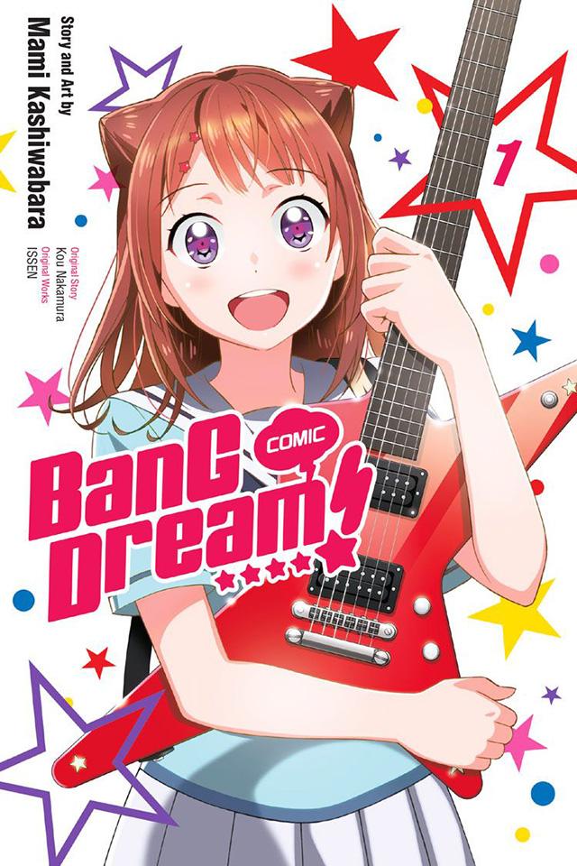 Mangá de BanG Dream! chegou ao fim