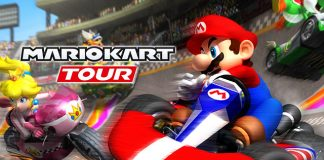 Mario Kart Tour foi adiado para o Verão