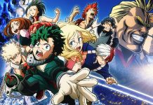My Hero Academia: Two Heroes vai ter mangá