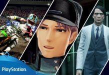 Novidades Playstation - 4 de Fevereiro