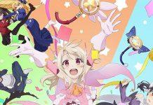 Novo OVA de Fate/kaleid liner Prisma Illya