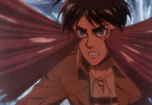 Novo trailer da 2ª parte de Attack on Titan 3