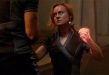 Novo vídeo promocional de Captain Marvel