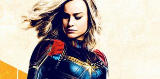 Novos Posters de Captain Marvel