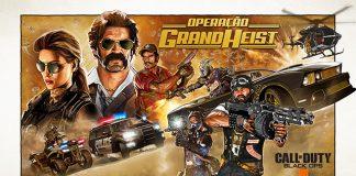 Operation Grand Heist chega hoje a Call of Duty: Black Ops 4