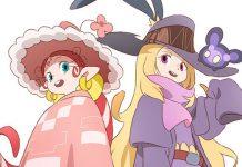 Pandora to Akubi é o novo anime dos XFlag Studios e Tatsunoko Production