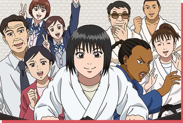Próxima Curta Paralímpica de Anime destaca Judo