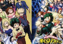 Ranking semanal de vendas – Blu-ray/DVD – Japão – Fevereiro (11 – 17)