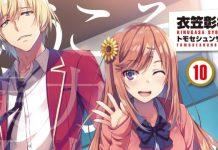 Ranking semanal de vendas – Light Novel – Japão – Janeiro (21 – 27)