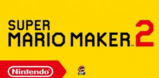 Super Mario Maker 2 para Switch em Junho